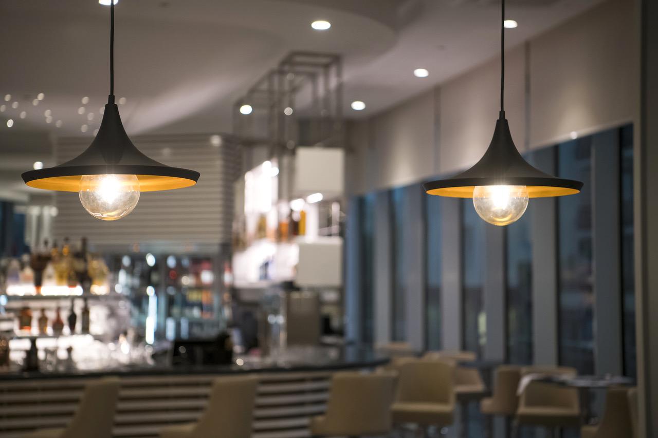 One Portomaso Lighting