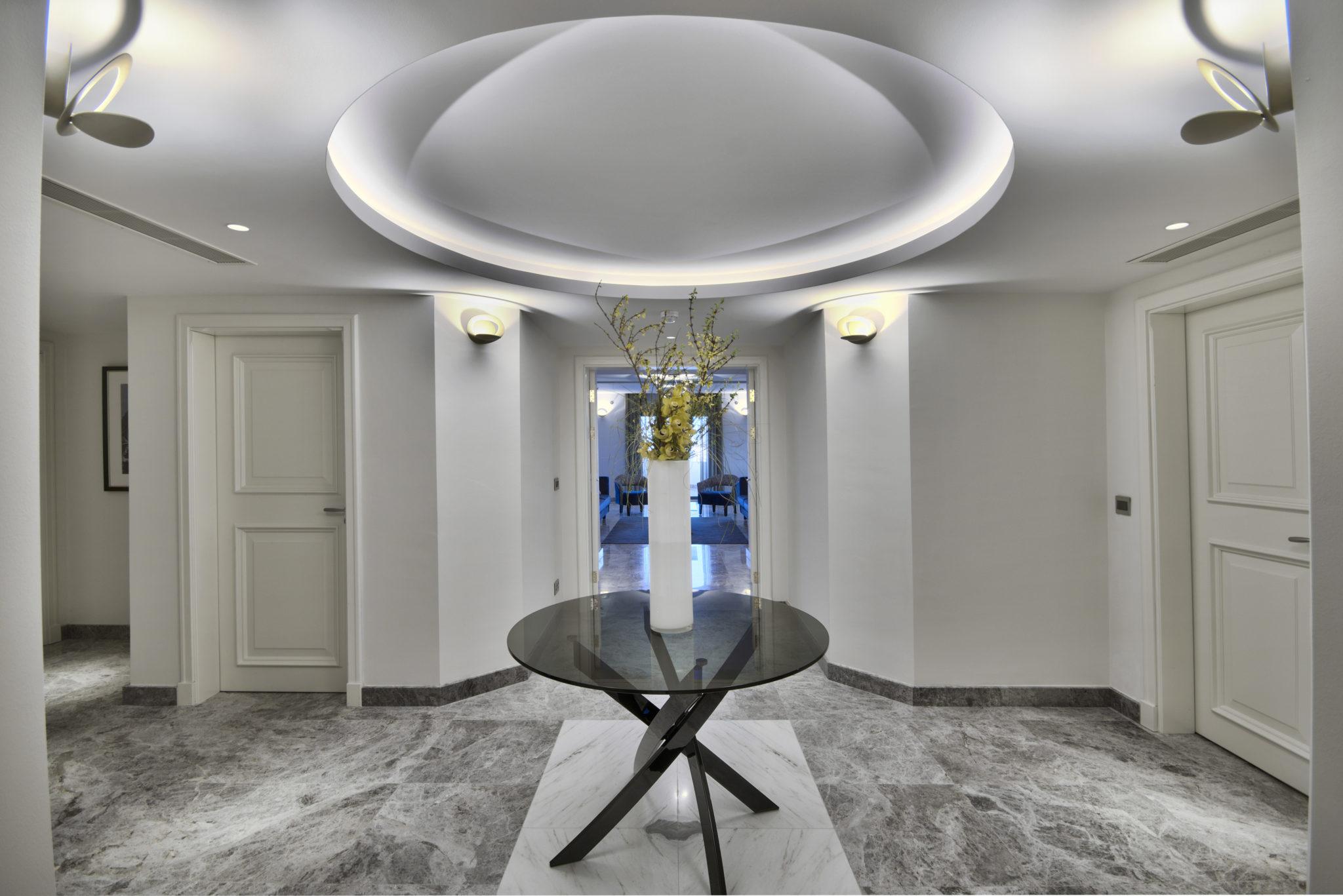 Presidential Suite Entryway