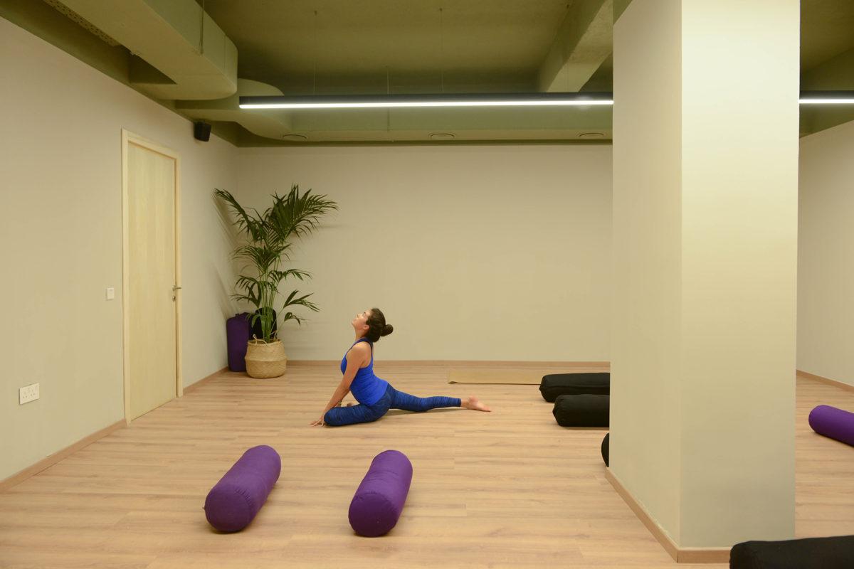 Raw Yoga Studio