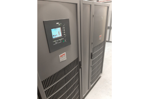 SCHNEIDER 120KVA 4 UPS'S IN PARALLEL FOR DATACENTRE